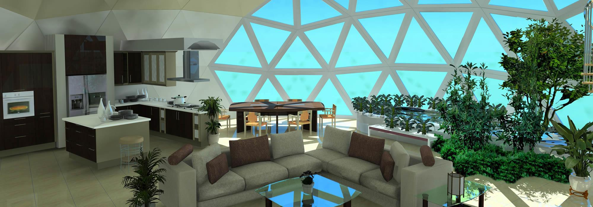 Benefits Geodesic Dome Homes
