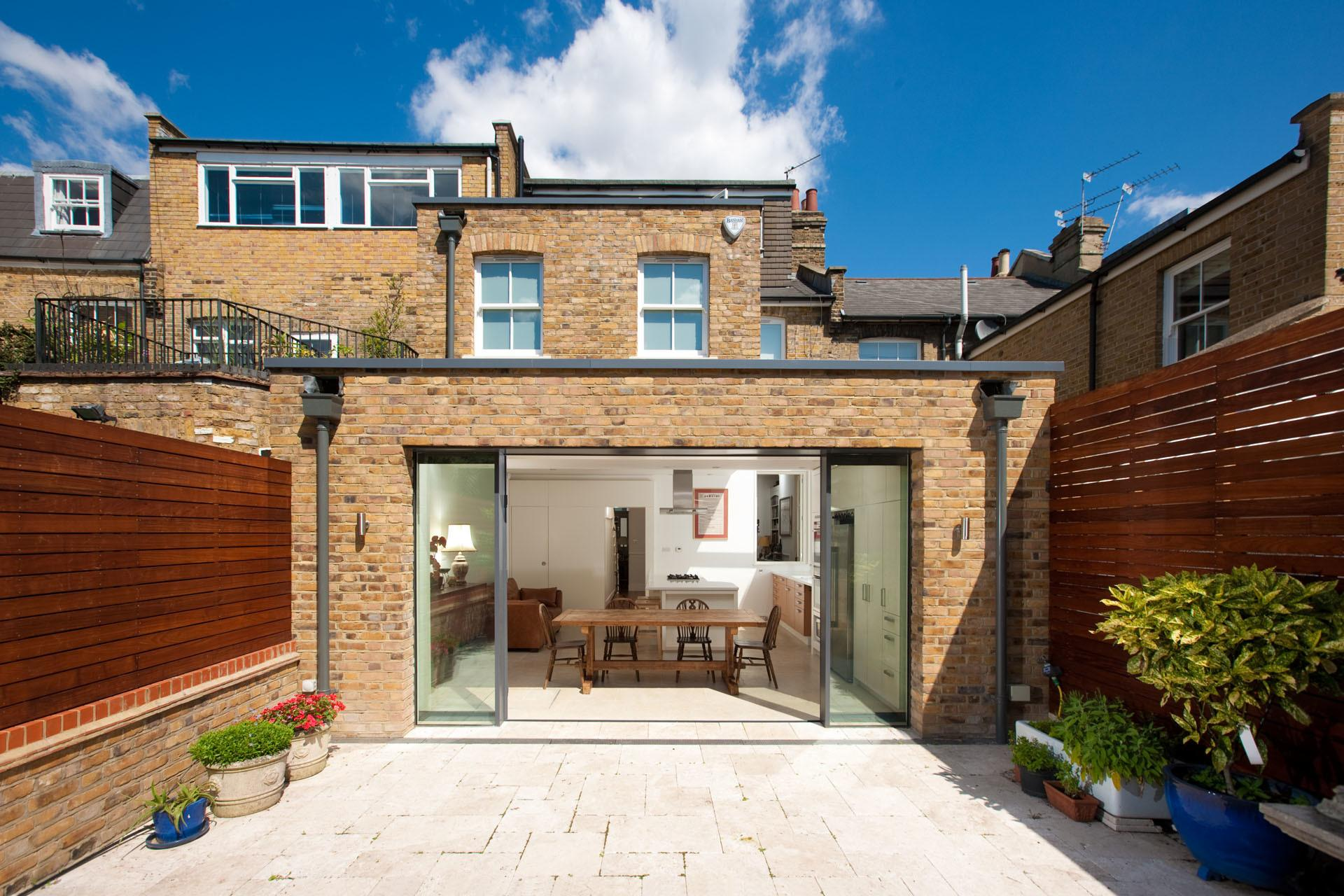 Bennerley Road Rear Extension Ambo Architects