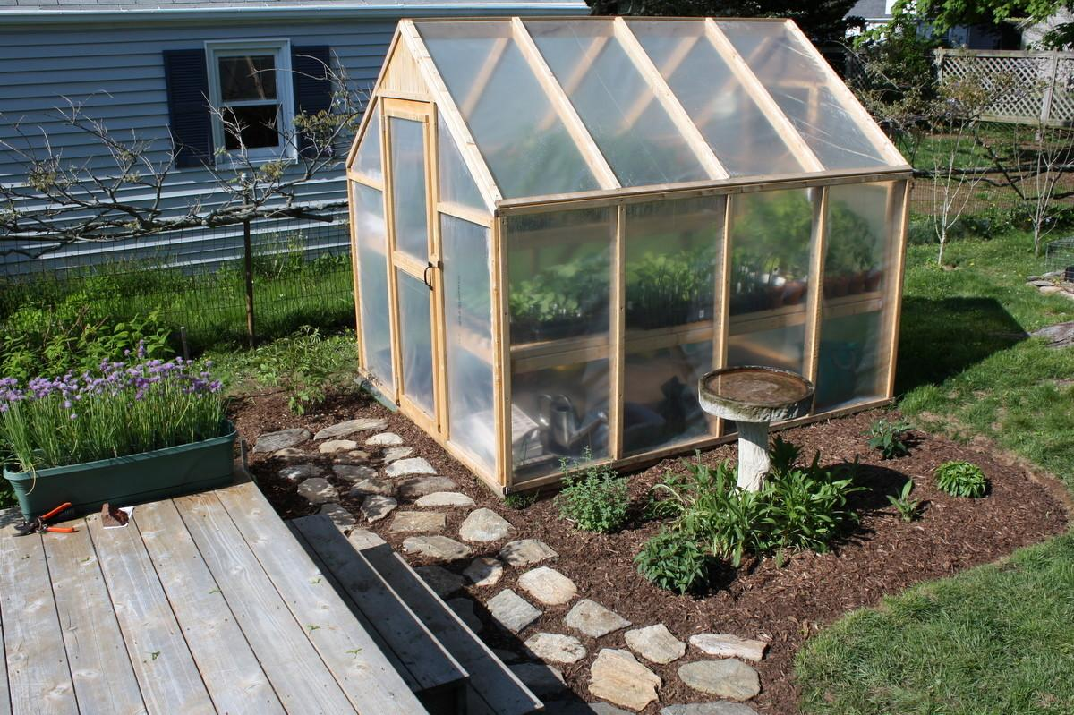 Bepa Garden Building Greenhouse