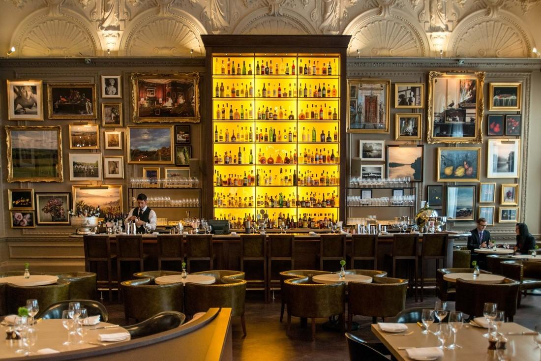 Berners Tavern Try Saying Wow Thecriticalcouple