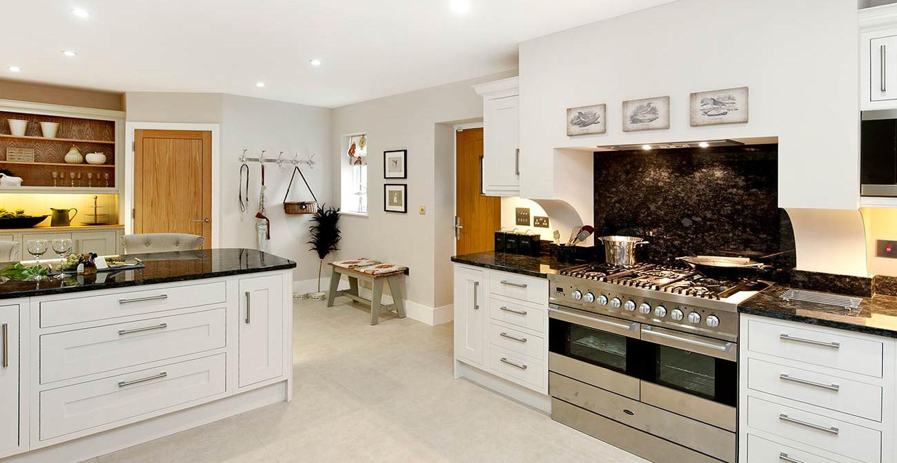Bespoke Kitchens Sussex Luxury David Haugh