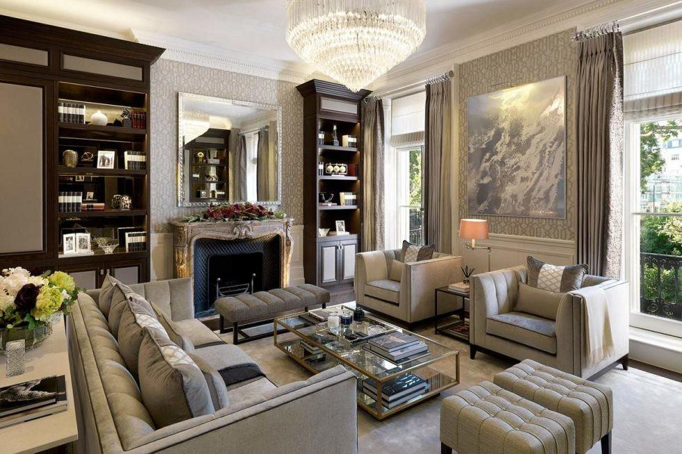 Bespoke Luxury Design Chester Square Decor