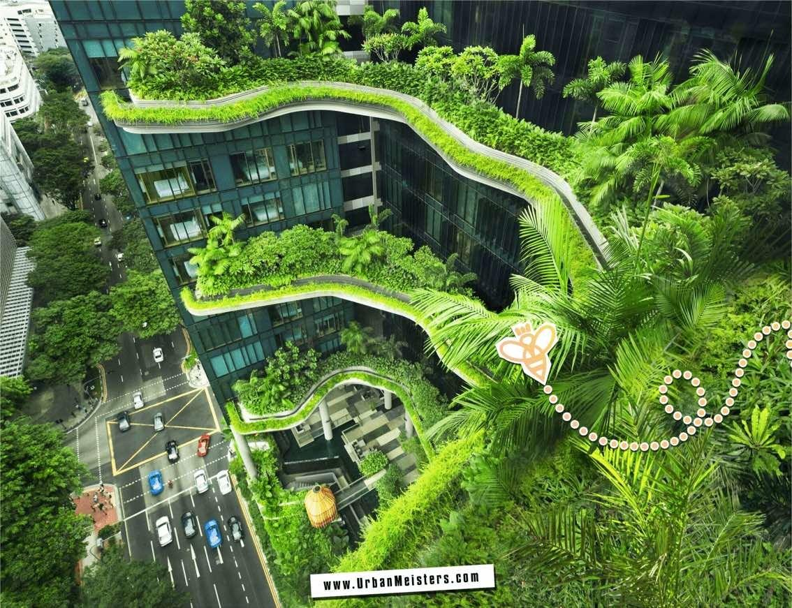Best 2016 Stylish Sustainable Architecture Woha