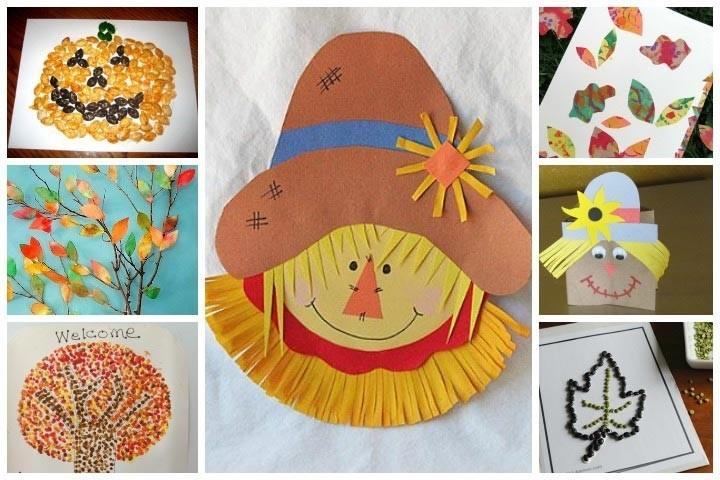 Best Autumn Crafts Your Toddler Fall Craft