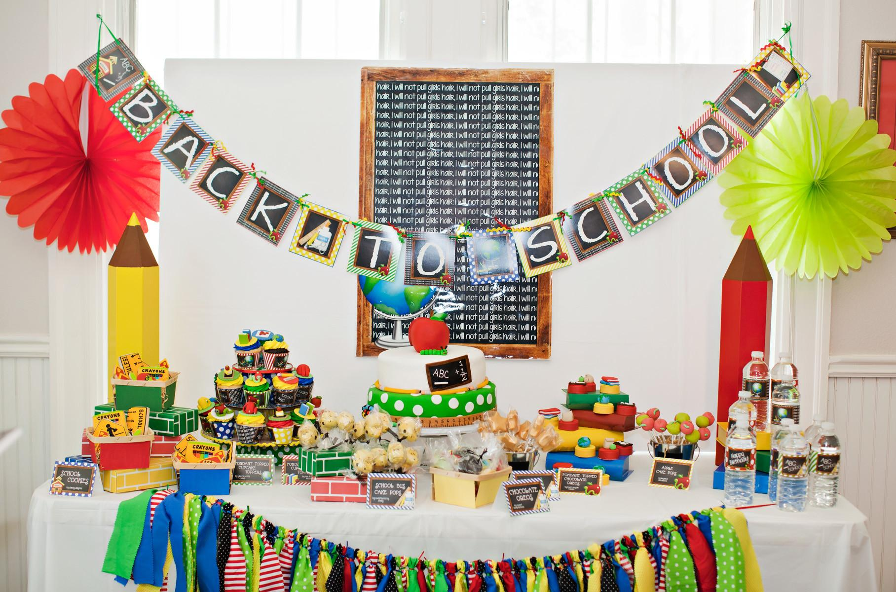 Best Back School Celebration Ideas Heart Nap Time