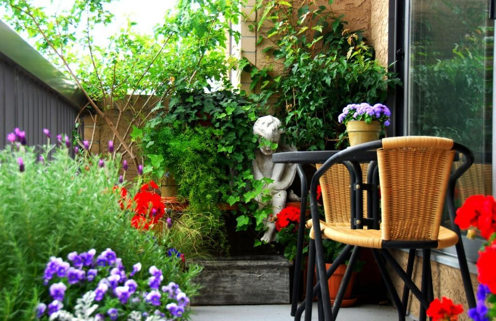 Best Balcony Garden Ideas Designs 2018