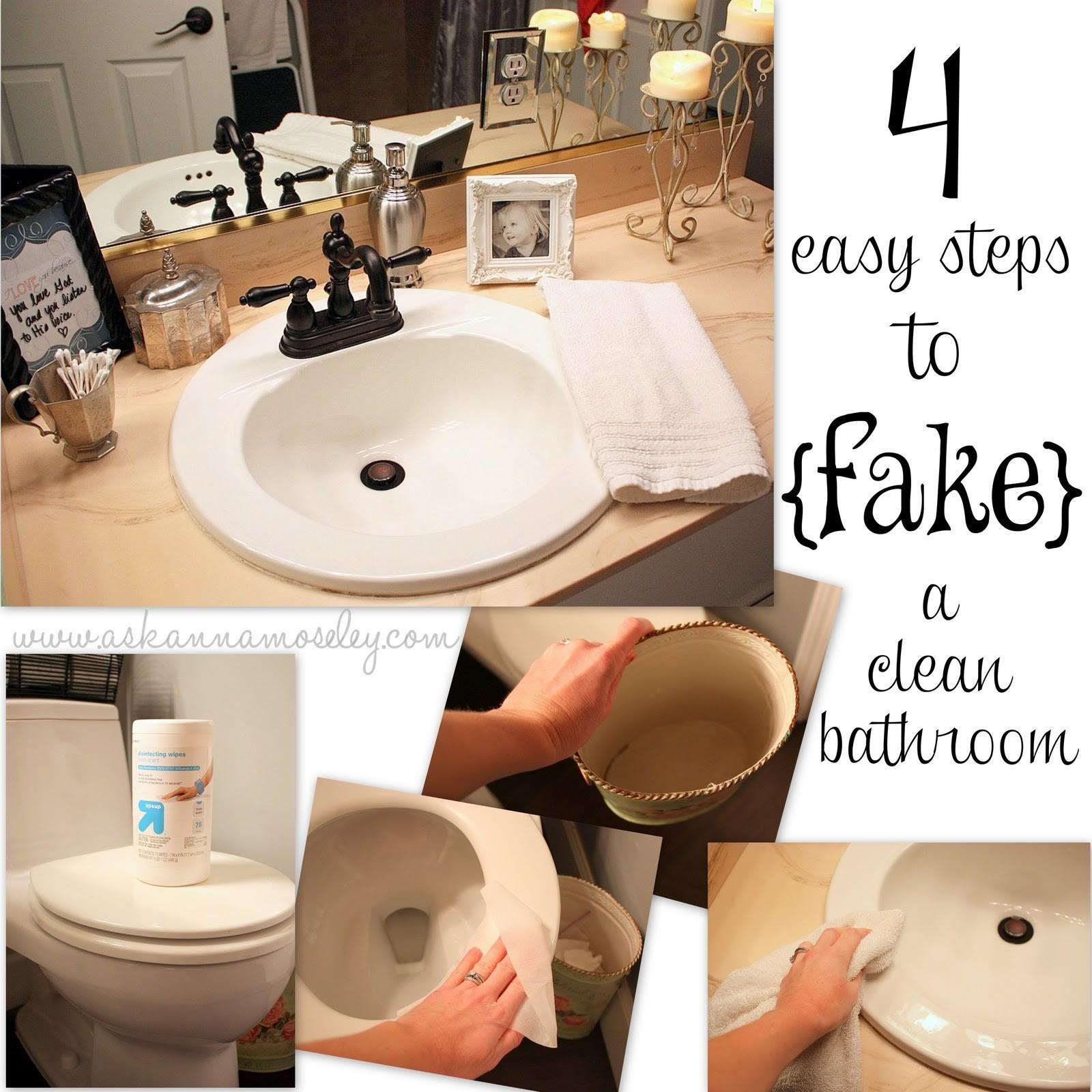 Best Bathroom Cleaning Tips Photograpy