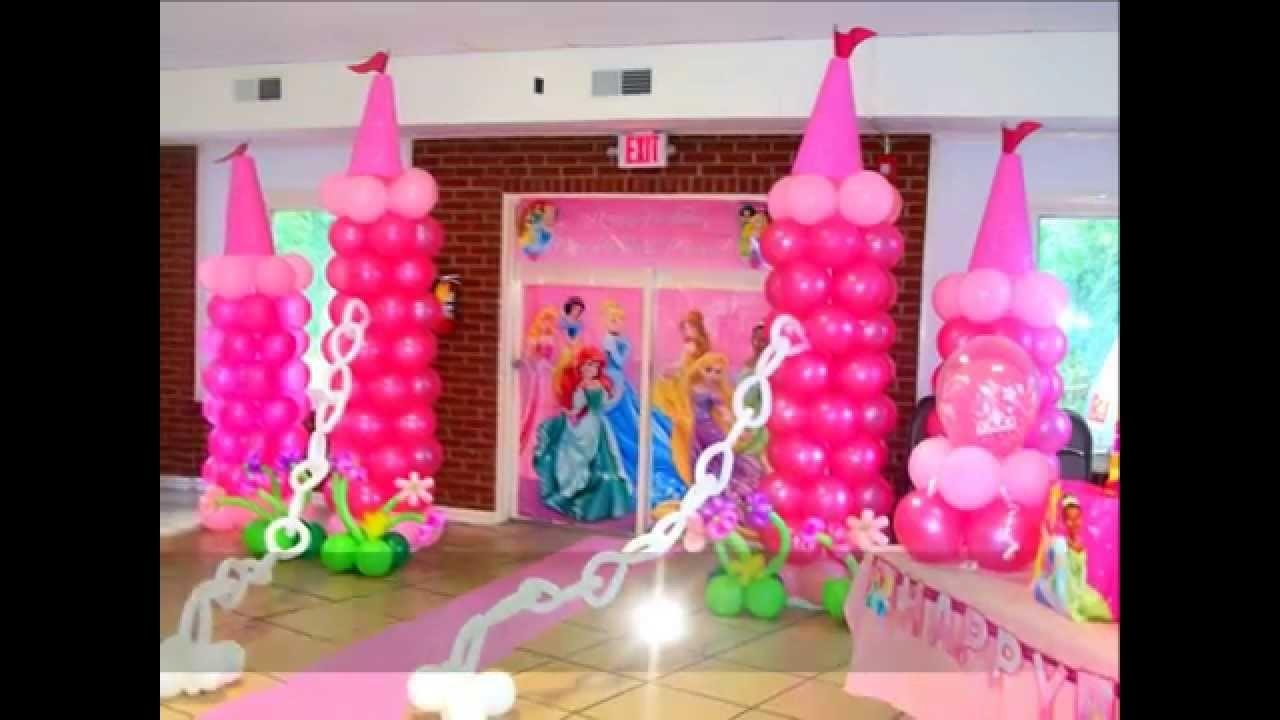 Best Birthday Themes Girls Party Ideas