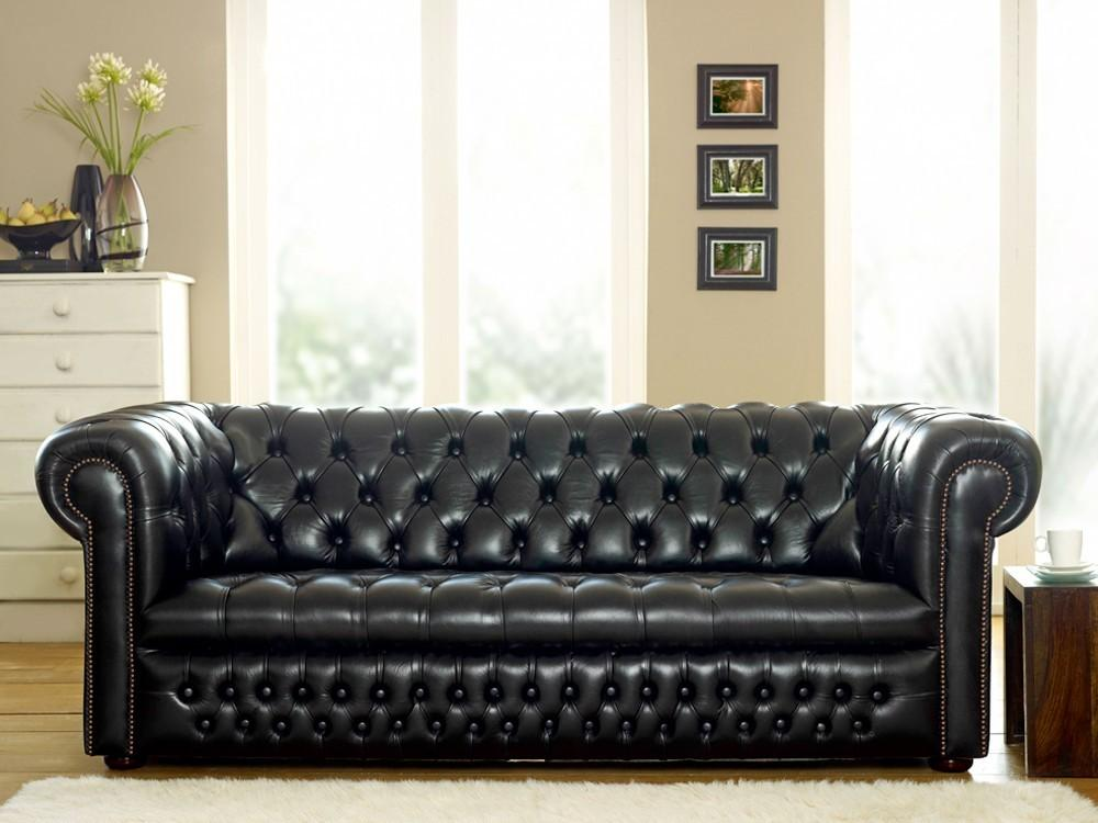 Best Black Chesterfield Sofa Company