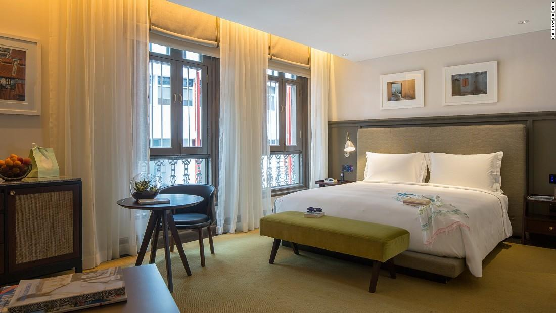 Best Boutique Hotels Singapore Cnn