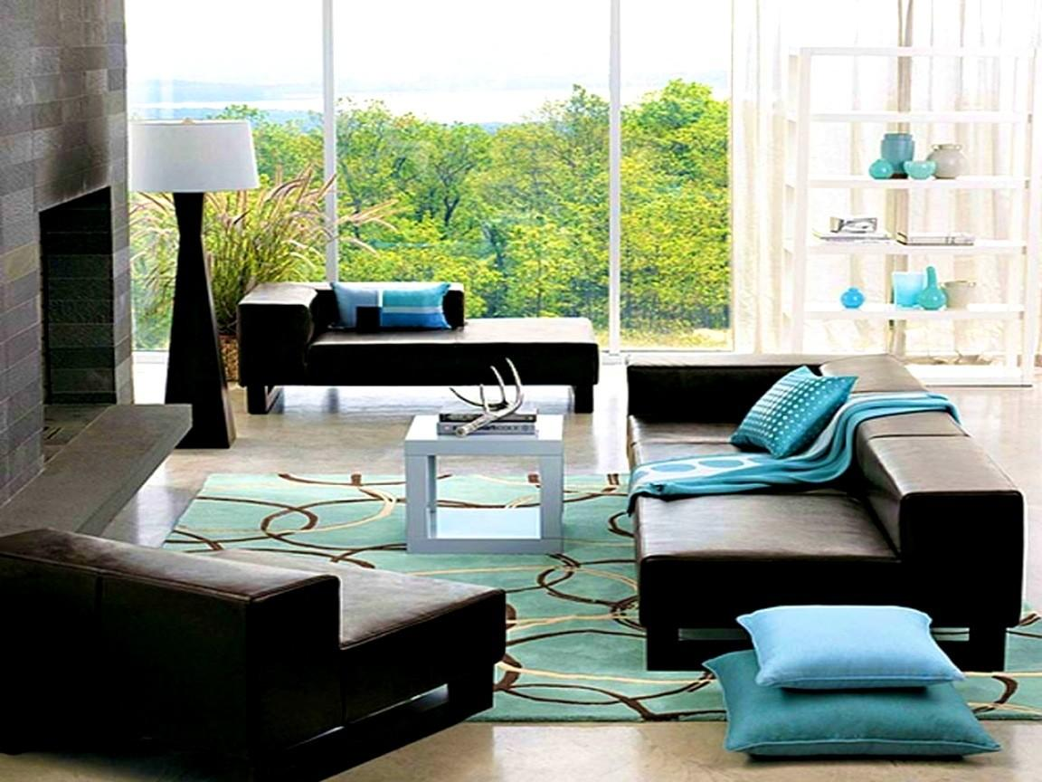 Best Brown Turquoise Decorating Ideas Modern Rooms