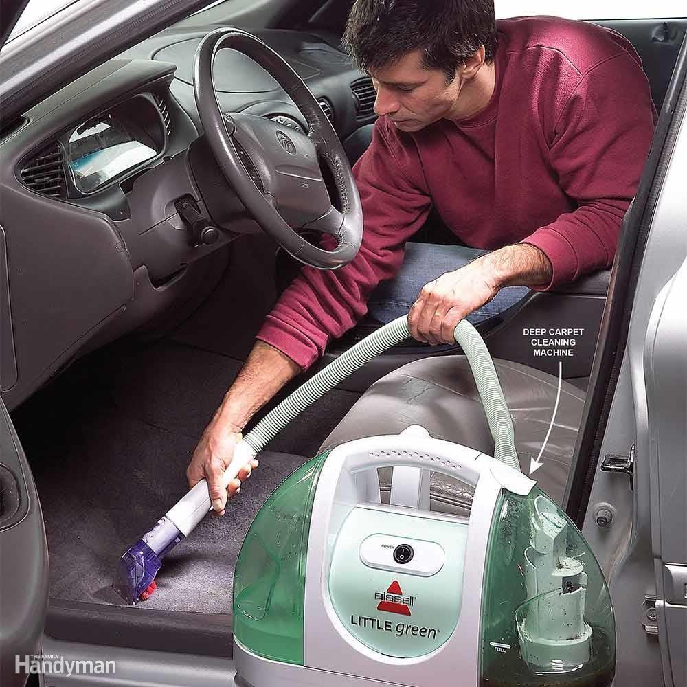 Best Car Cleaning Tips Tricks Family Handyman