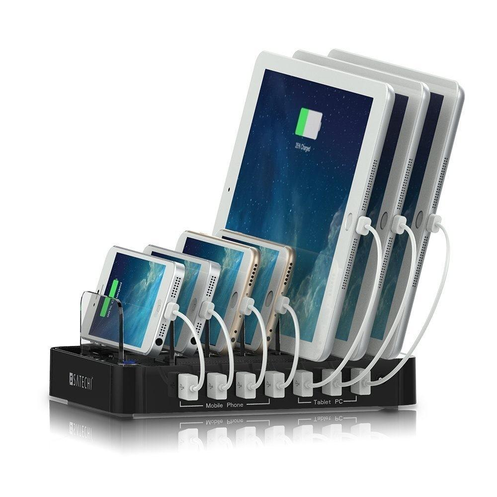 Best Charging Stations Charge Multiple Phones