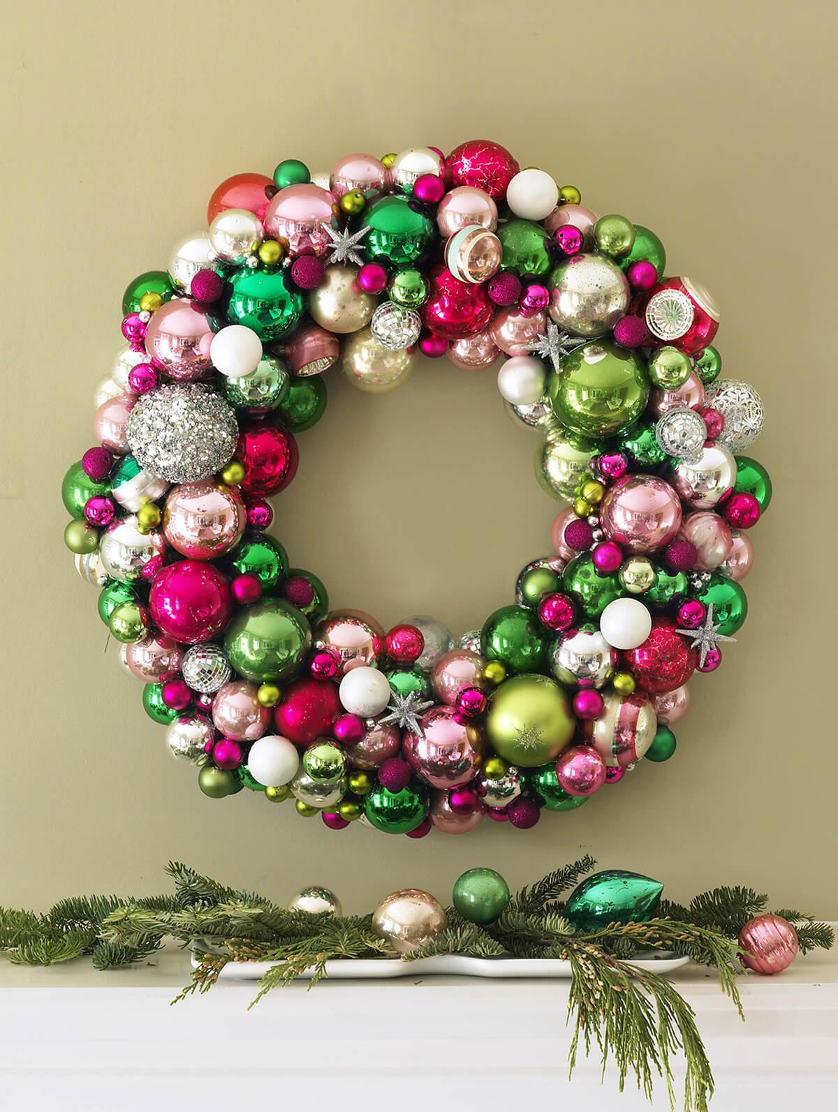 Best Christmas Wreath Ideas Designs 2018