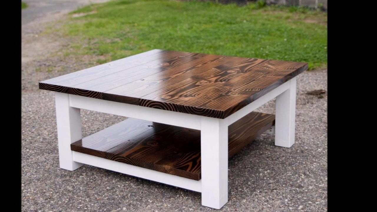 Best Coffee Tables Ideas Only Diy