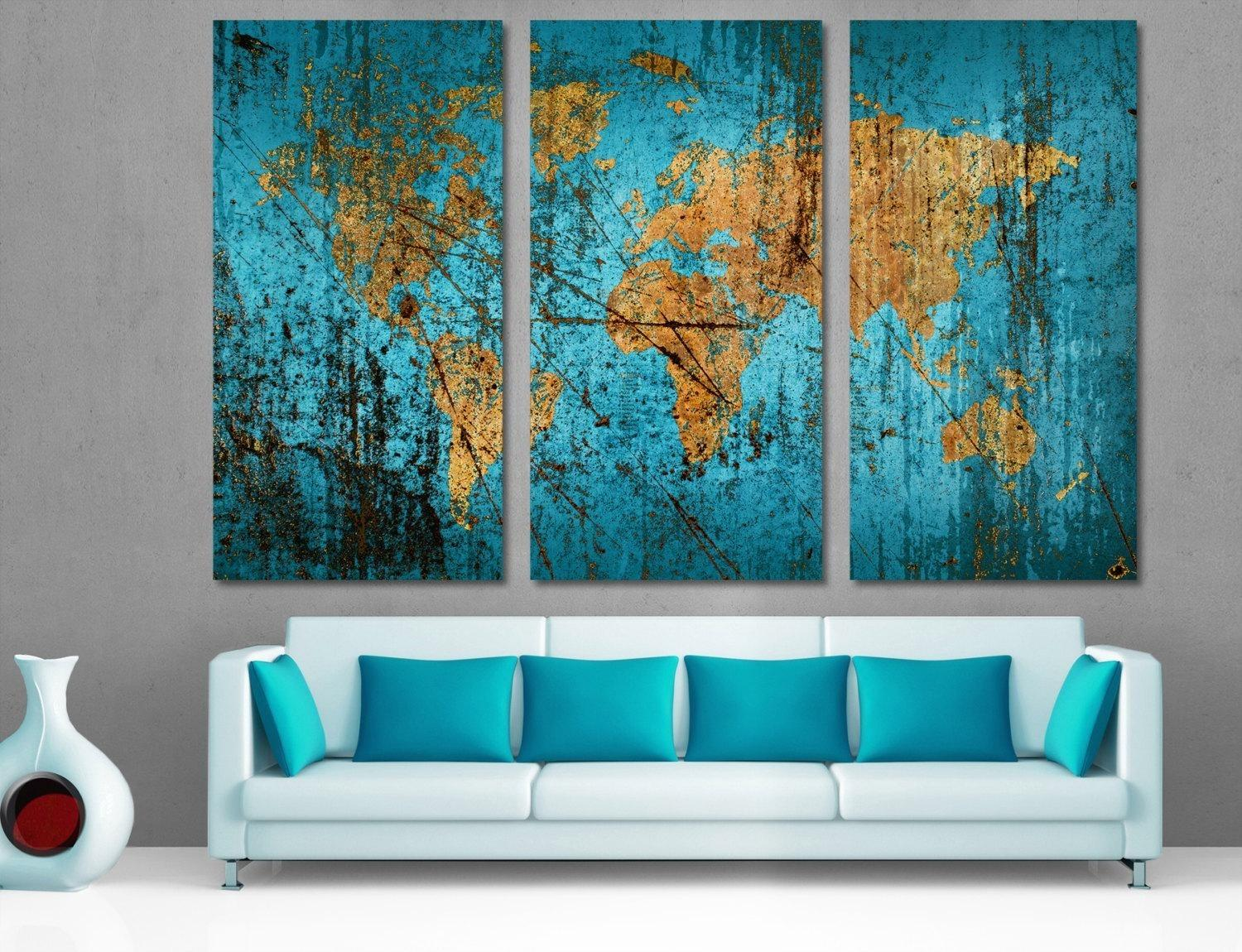 Best Collection Abstract Canvas Wall Art