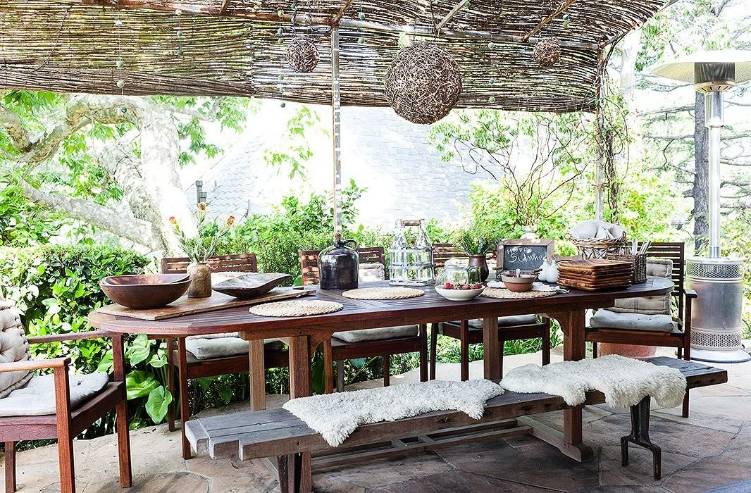 Best Decorating Ideas Your Outdoor Dining Space