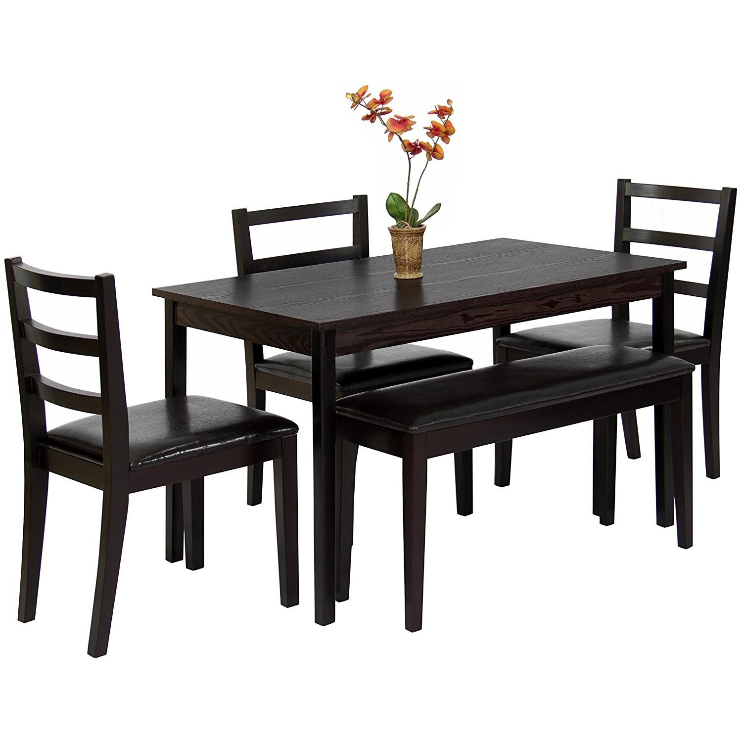 Best Dining Room Table Bench Chairs 2018