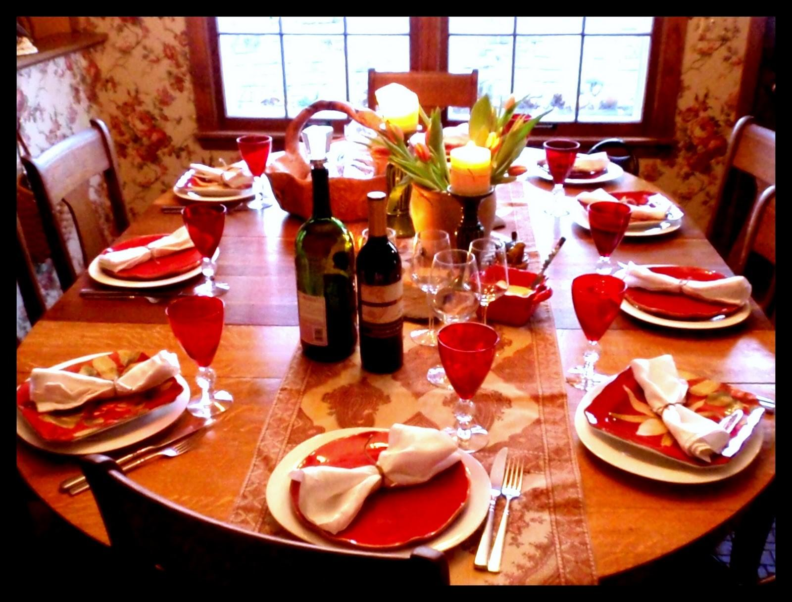 Best Dinner Party Table Setting Ideas Light Dining