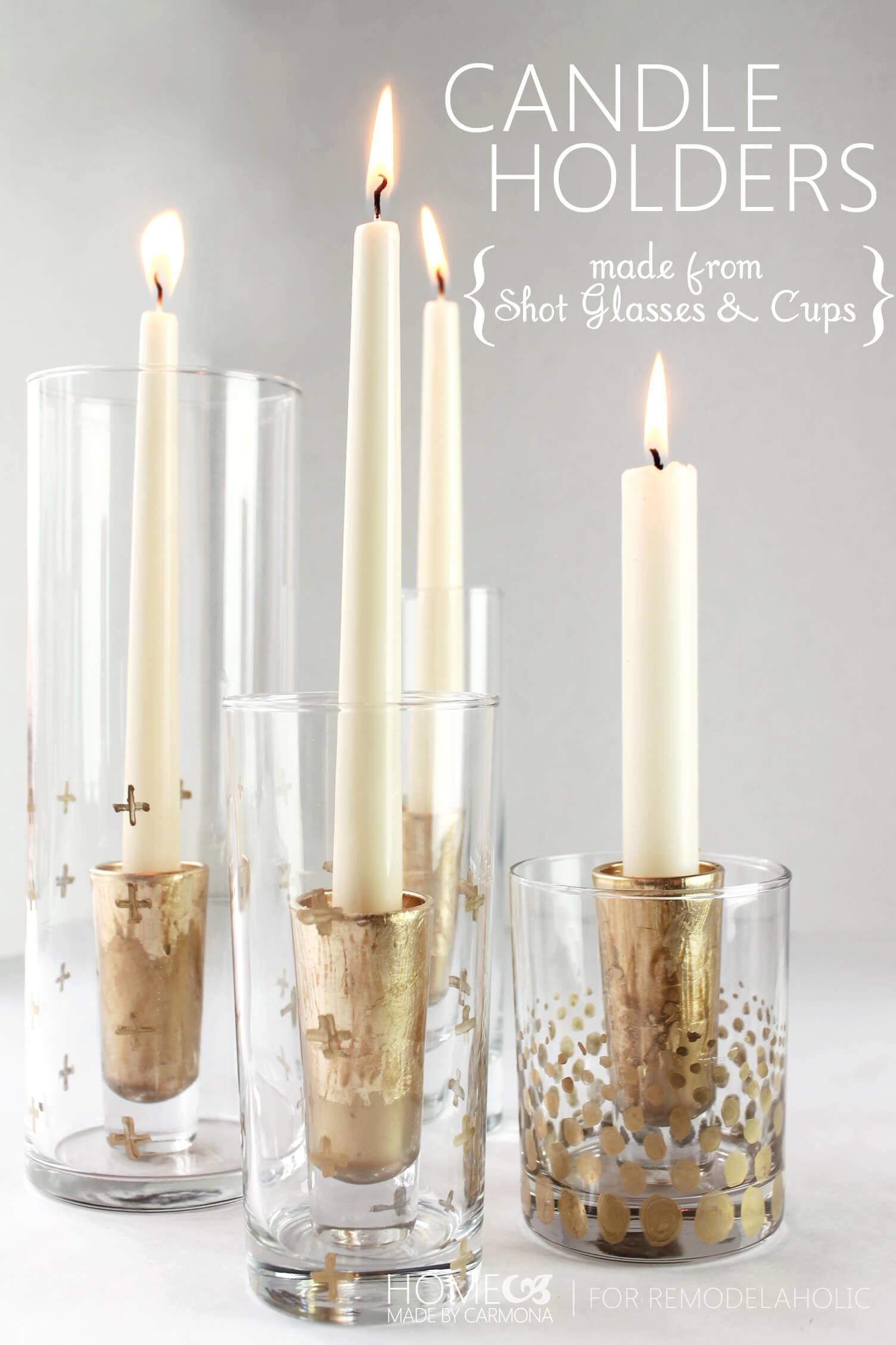 Breathtaking Diy Candle Holder Ideas That You Have To Try Stunning Photos Decoratorist