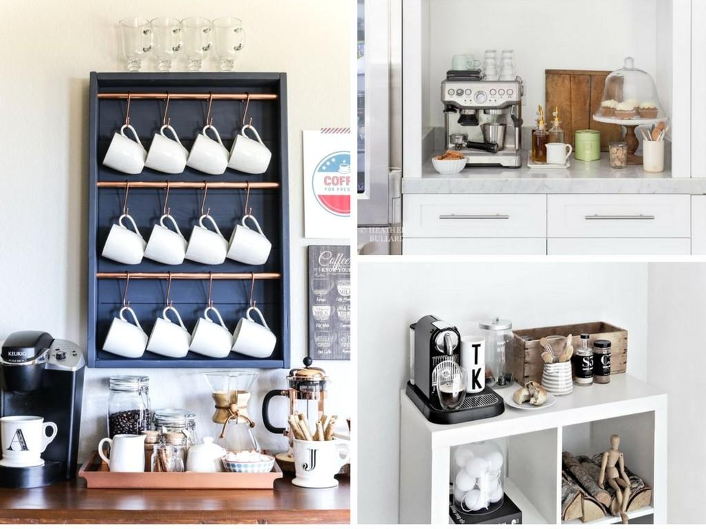 Best Diy Coffee Station Ideas Need See She
