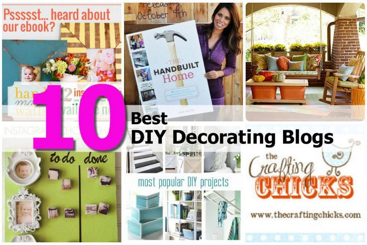 Best Diy Decorating Blogs