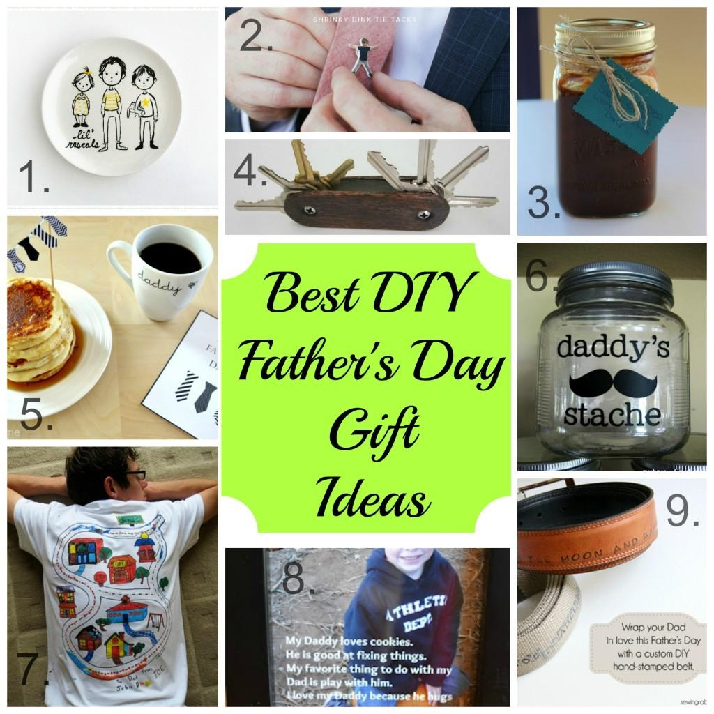 Best Diy Father Day Gift Ideas Adventures
