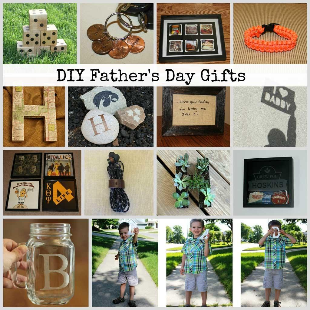 Best Diy Father Day Gifts Sometimes Homemade