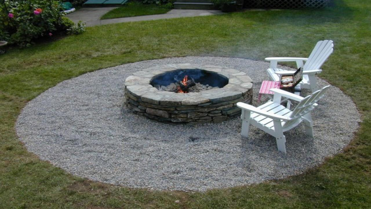 Best Diy Stone Fire Pit Cool