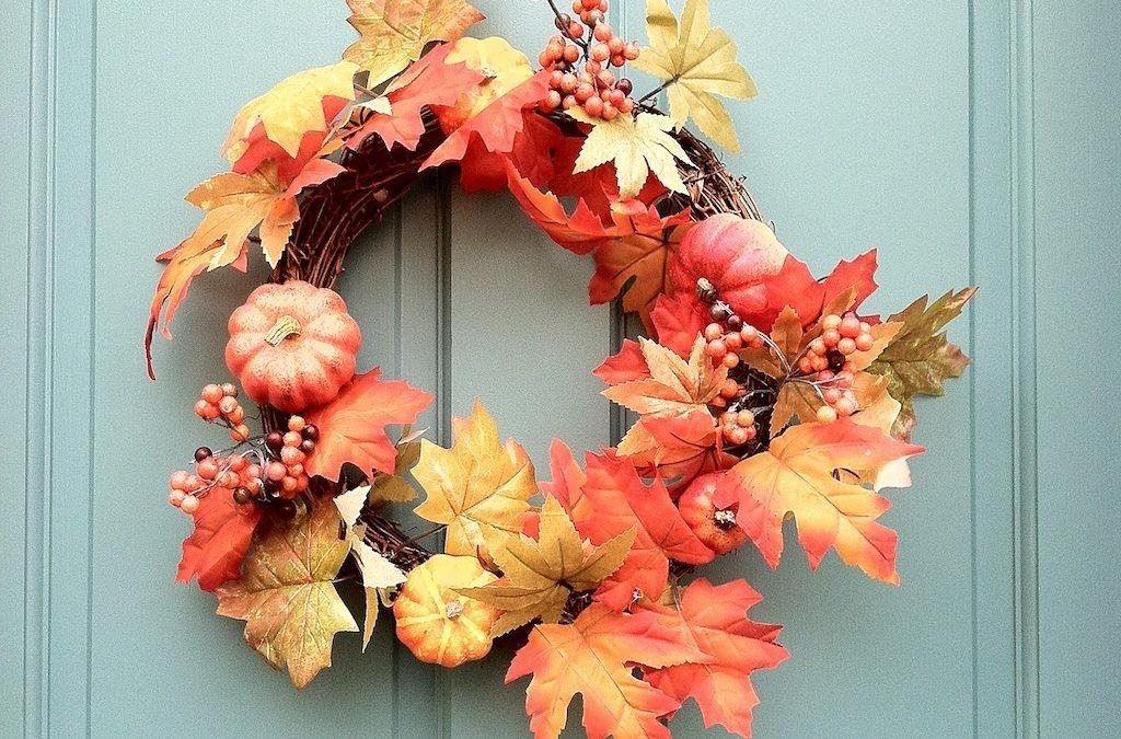 Best Diy Thanksgiving Decorations Crafts