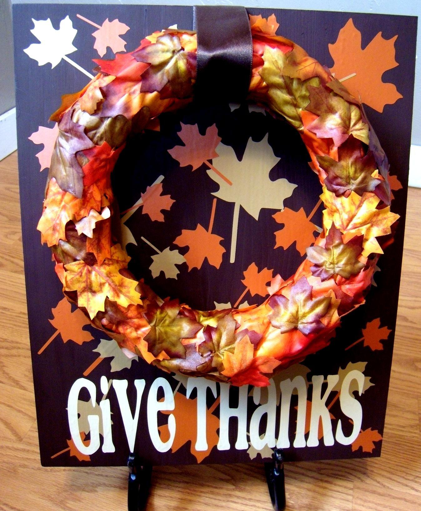 Best Diy Thanksgiving Signs Ideas Designs 2018