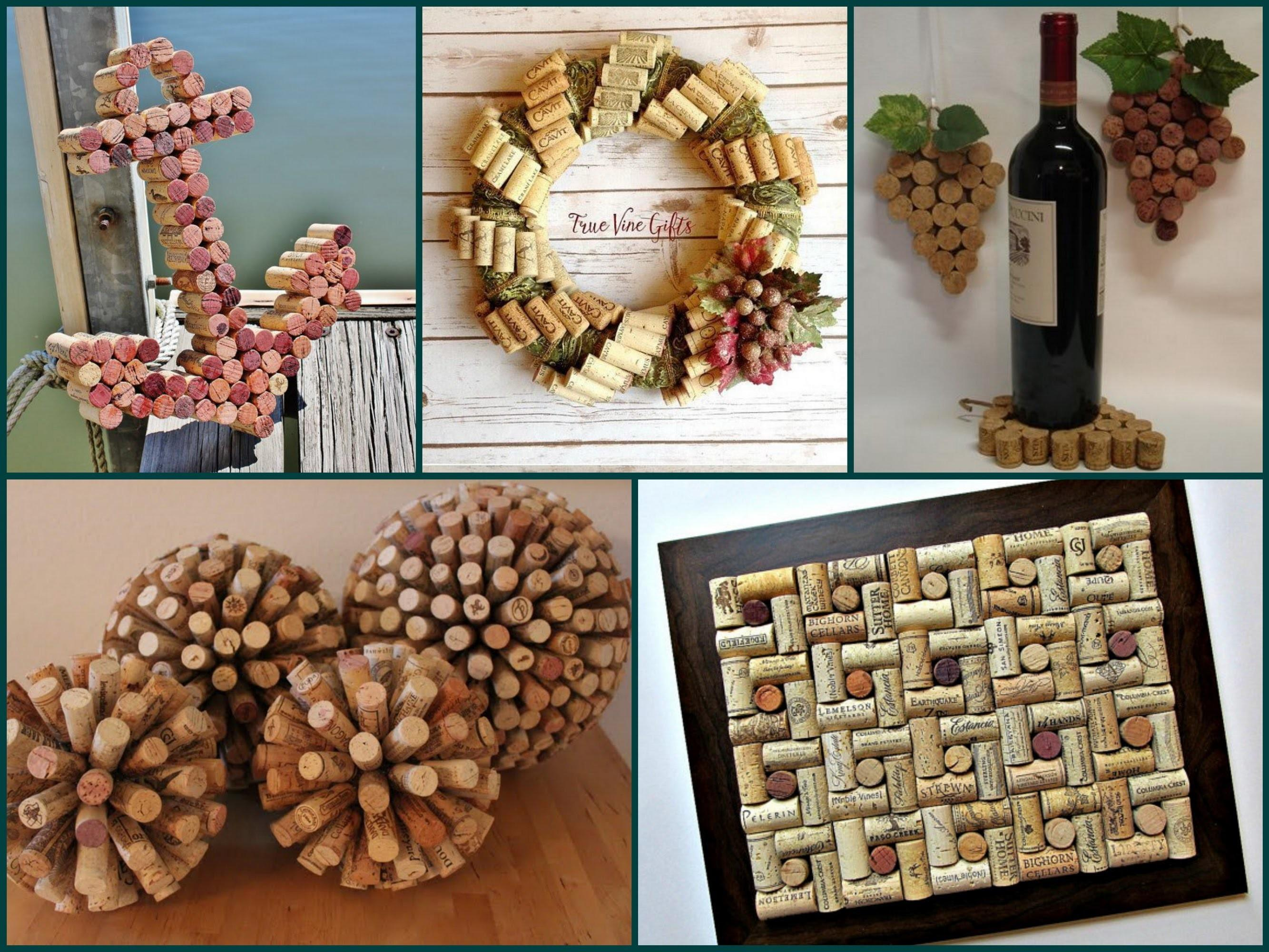 Best Diy Wine Cork Ideas Recycled Home Decor Clipgoo