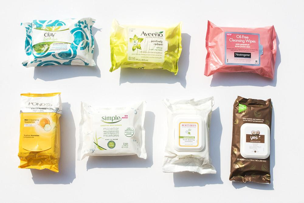 Best Drugstore Face Wipes Every Skin Type Into