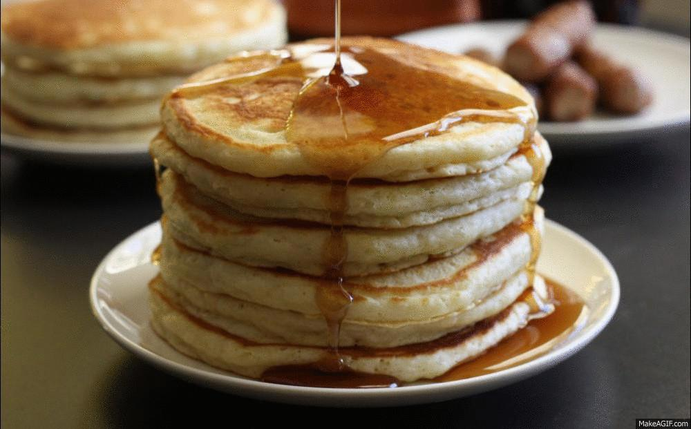 Best Ever Homemade Pancakes Recipe Grace Good Eats