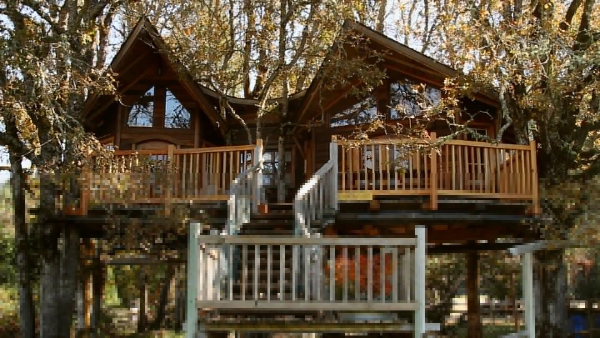 Best Ever Treehouses Red Arrow Industries