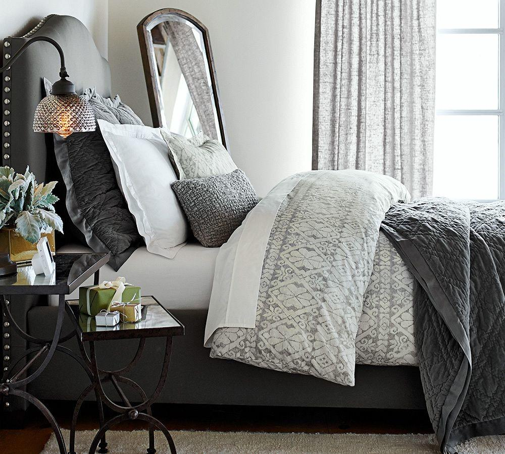 Best Fall Bedding Pottery Barn