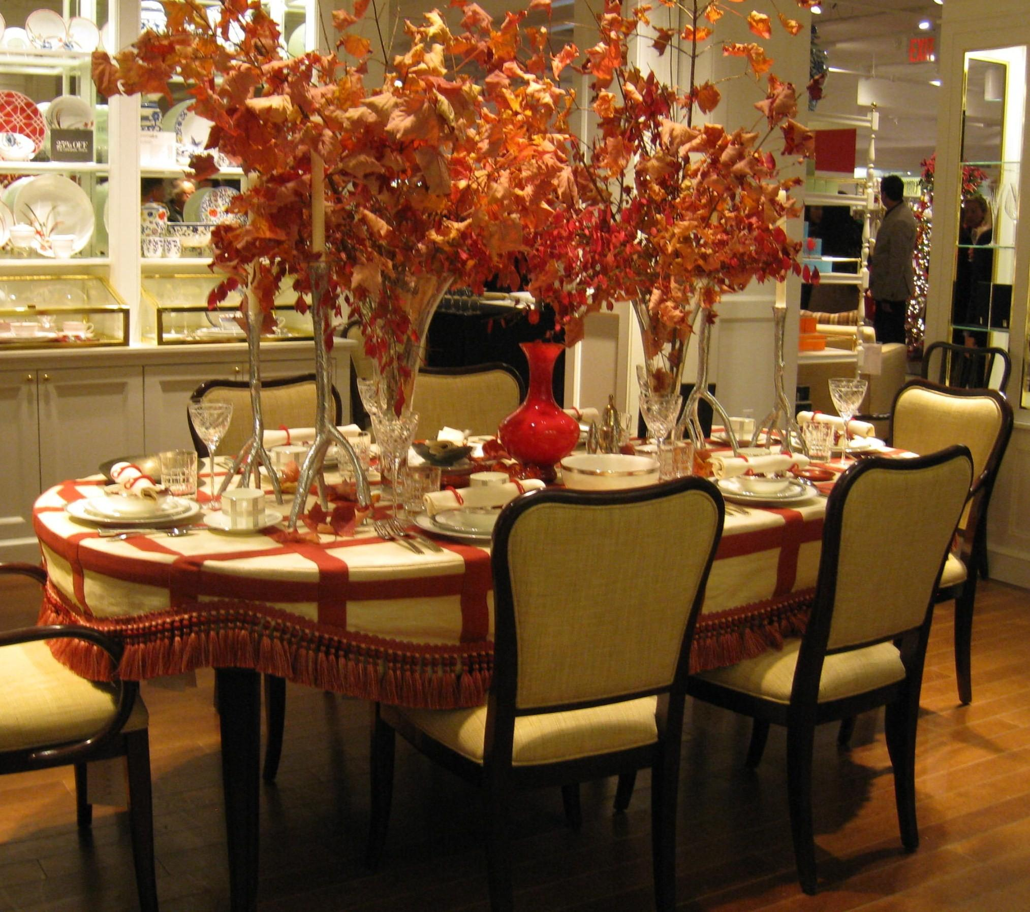 Best Fall Table Decorations X12a 2310