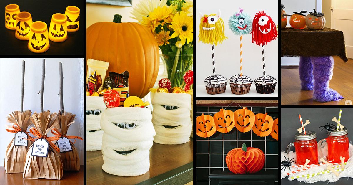 Best Halloween Party Decoration Ideas 2018