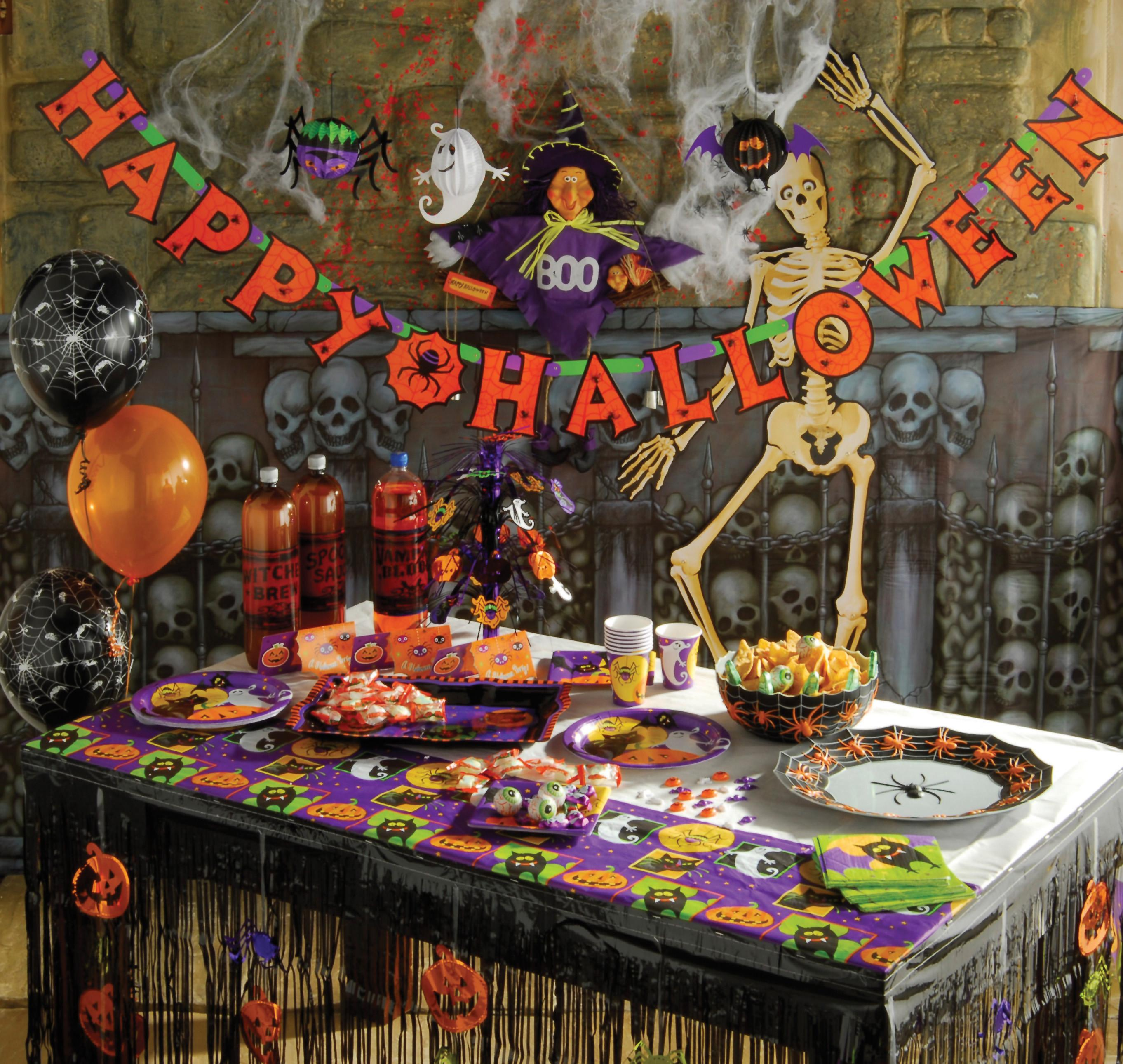Best Halloween Party Theme Decorations Office