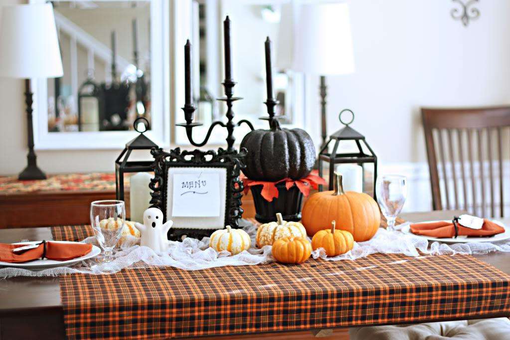 Best Halloween Table Decorations Ideas Easy
