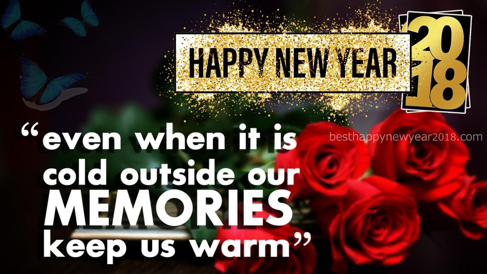 Best Happy New Year 2018 Quotes