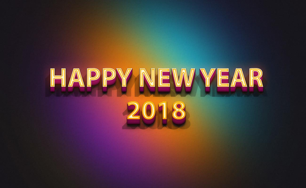 Best Happy New Year 2018 Wishes Friends Loved Ones