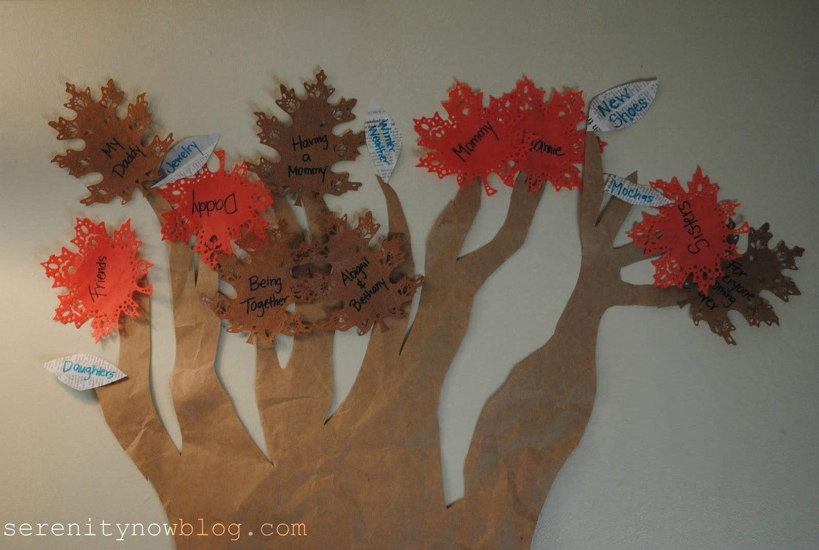 Best Homemade Thanksgiving Crafts Ideas