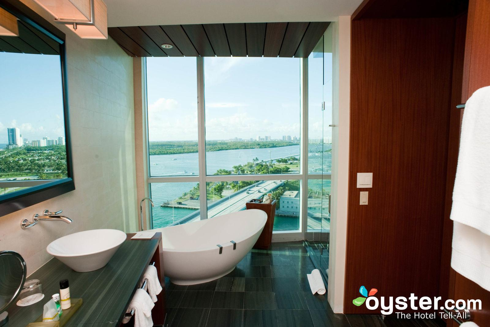 Best Hotel Bathrooms Miami Ritz Carlton Bal