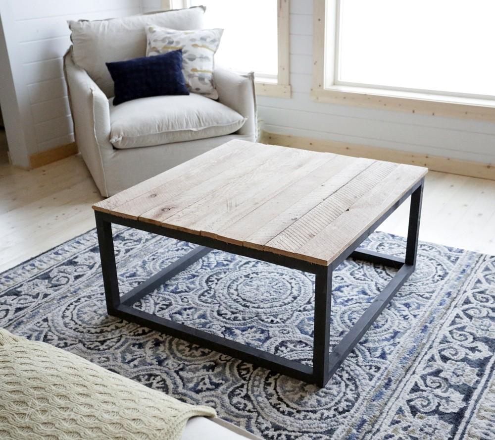 Best Ideas Simple Diy Coffee Table