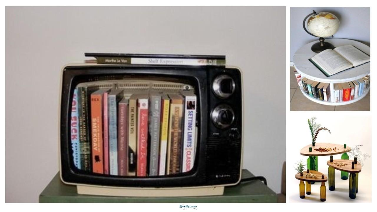 Best Inspiration Diy Recycled Furniture Archives