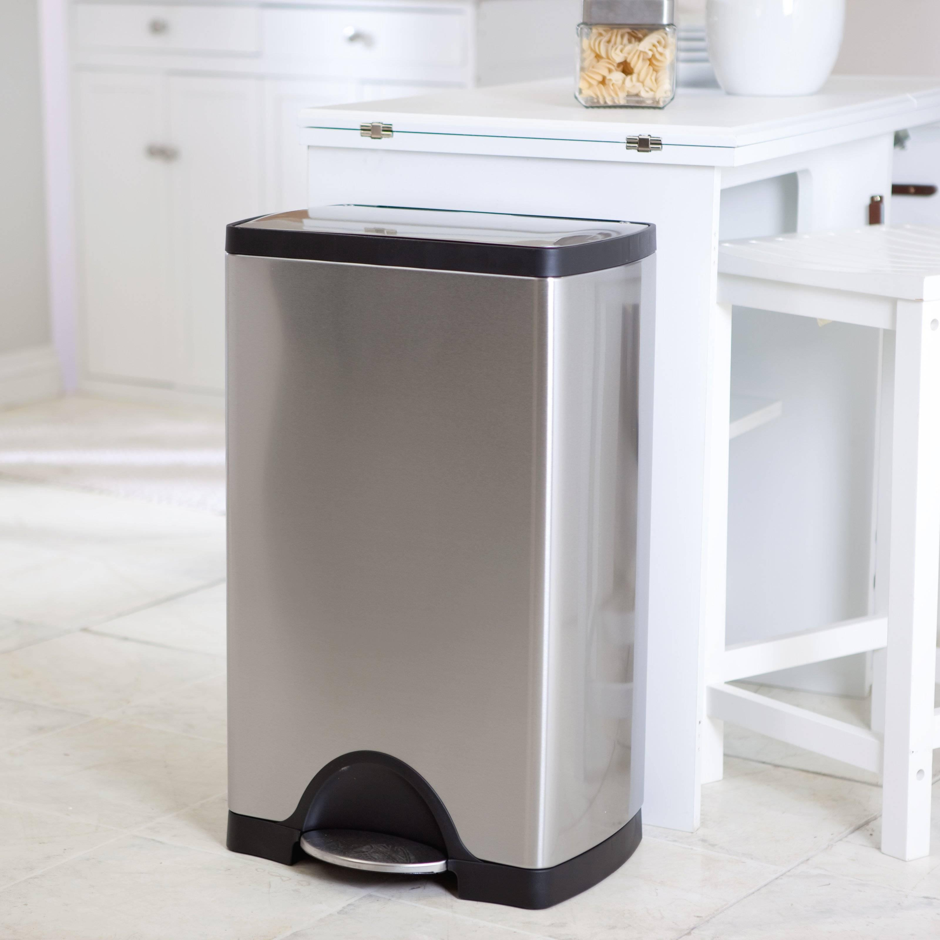 Best Kitchen Trash Can Your 2017