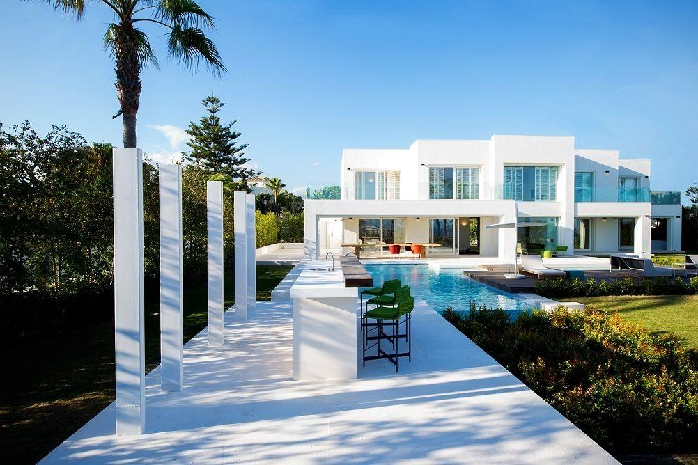 Best Luxury Villas Sea Marbella