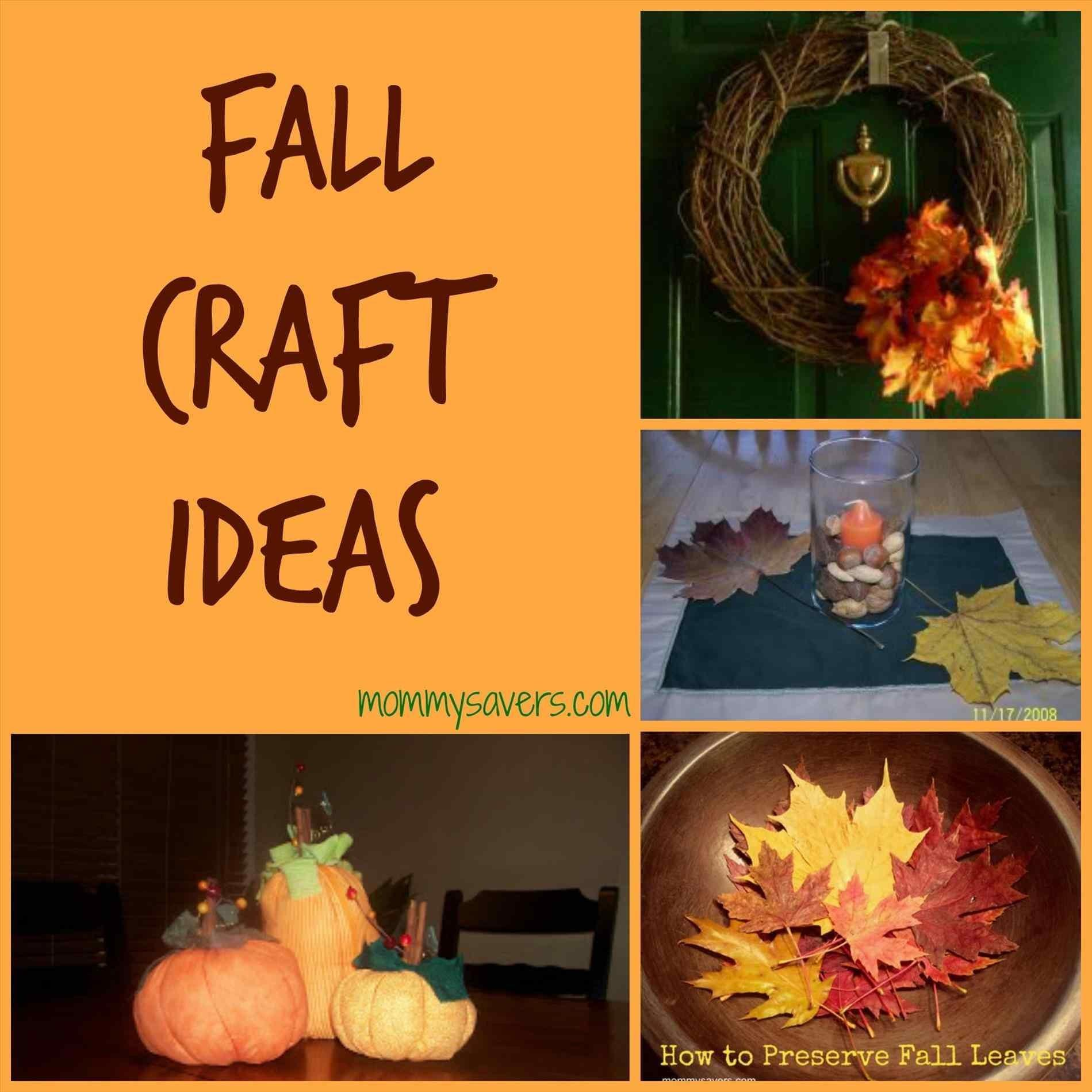 Best Made Three Easy Fall Craft Ideas Home