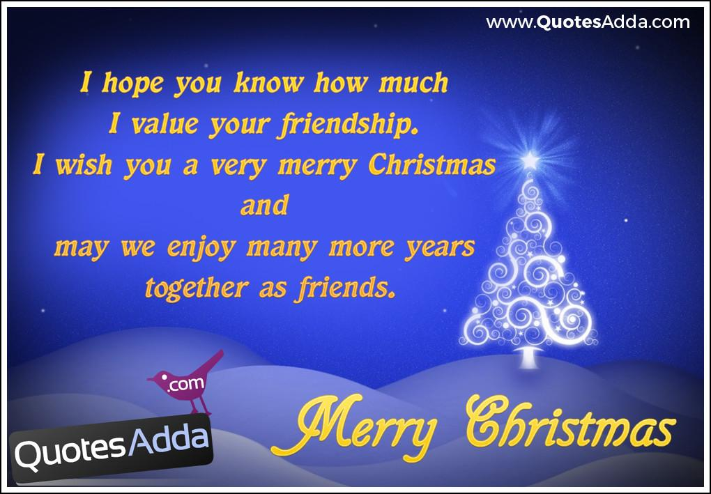 Best Merry Christmas Wishes Friends English 2645
